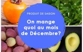 produits saison décembre